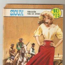 Tebeos: SIOUX - Nº 117 - EL ORO DE LA REVOLUCION - EDICIONES TORAY - 1968 -. Lote 173971155