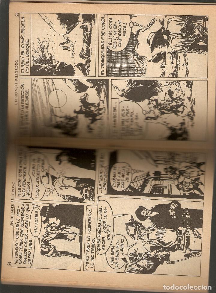Tebeos: SIOUX - Nº 173 - UN HOMBRE PELIGROSO - EDICIONES TORAY - 1970 - - Foto 3 - 173971457