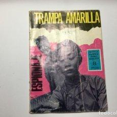 BDs: TRAMPA AMARILLA - ESPIONAJE. Lote 173991598