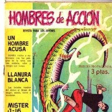 BDs: HOMBRES DE ACCION (TORAY) Nº3. Lote 174106714