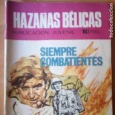 Tebeos: HAZAÑAS BÉLICAS 244. Lote 174172094