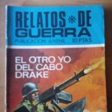 Tebeos: RELATOS DE GUERRA 200. Lote 174175382