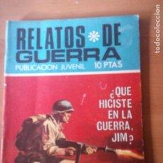 Tebeos: RELATOS DE GUERRA 214. Lote 174175637