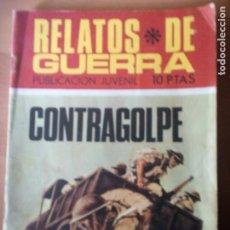 Tebeos: RELATOS DE GUERRA 215. Lote 174175719