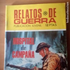 Tebeos: RELATOS DE GUERRA 222. Lote 174175767