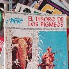Tebeos: LEOPARDO 11 EL TESORO DE LOS PIGMEOS. EDICIONES TORAY 1971. Lote 174177097