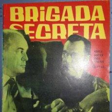 Tebeos: TEBEOS-CÓMICS CANDY - BRIGADA SECRETA 34 - TORAY 1963 - AA99. Lote 174189937