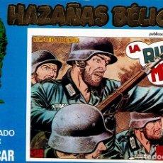 Tebeos: HAZAÑAS BELICAS EXTRA NUMERO 9 EXTRAORDINARIO CONTIENE NUMEROS 133-134-135-136. Lote 174283632