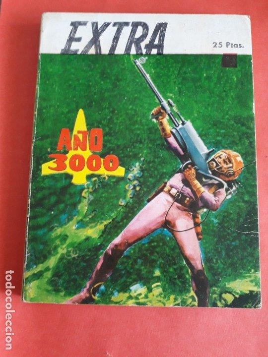 EXTRA AÑO 3000 TOMO TIPO VERTICE (Tebeos y Comics - Toray - Mundo Futuro)