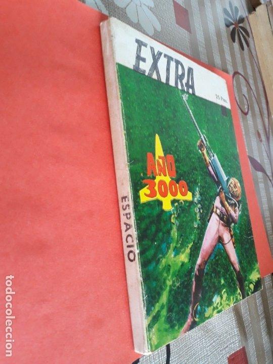 Tebeos: EXTRA AÑO 3000 TOMO TIPO VERTICE - Foto 2 - 174307447