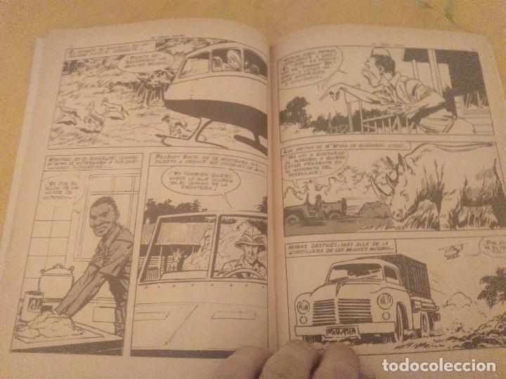 Tebeos: EL GRAN SIMBA Nº 12 LEOPARDO PUBLICACION JUVENIL EDICIONES TORAY 1971 - Foto 6 - 174504580