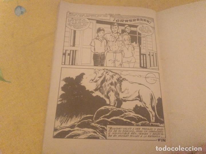 Tebeos: EL GRAN SIMBA Nº 12 LEOPARDO PUBLICACION JUVENIL EDICIONES TORAY 1971 - Foto 7 - 174504580