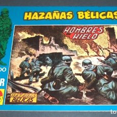 Tebeos: TEBEO HAZAÑAS BÉLICAS Nº 21 - REEDICIÓN 1987. Lote 174875262