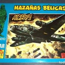 Tebeos: TEBEO HAZAÑAS BÉLICAS Nº 22 - REEDICIÓN 1987. Lote 174875597