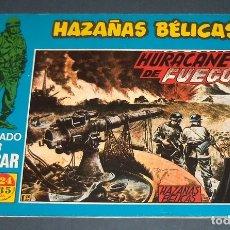 Tebeos: TEBEO HAZAÑAS BÉLICAS Nº 24 - REEDICIÓN 1987. Lote 174876842