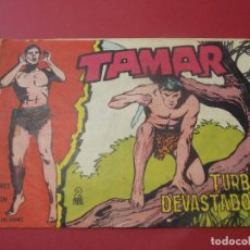 Tebeos: TAMAR Nº 146 - TURBA DEVASTADORA - EDITORIAL TORAY - 16 X 23CM... L301. Lote 175025314
