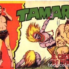 Tebeos: TAMAR (TORAY) Nº 162. Lote 175073900