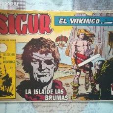Tebeos: SIGUR EL VIKINGO Nº 25. Lote 175398072
