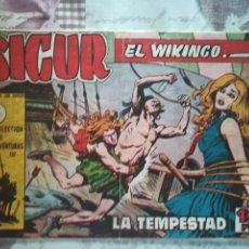 Tebeos: SIGUR EL VIKINGO Nº 8. Lote 175401538
