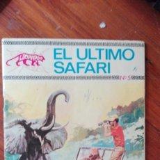 Tebeos: LEOPARDO 5 EL ULTIMO SAFARI. EDICIONES TORAY 1970. Lote 175496312