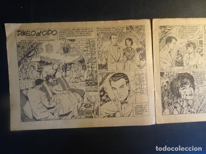 Tebeos: ANTIGUO TEBEO COLECCIÓN SUSANA Nº 27, DÍMELO AL OÍDO, ED. TORAY, VER FOTOS - Foto 2 - 175608662