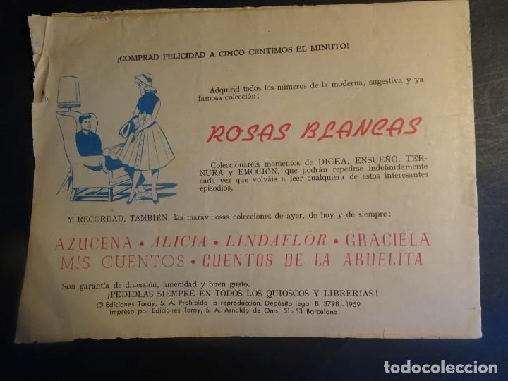 Tebeos: ANTIGUO TEBEO COLECCIÓN SUSANA Nº 42, CABALGATA, ED. TORAY, VER FOTOS - Foto 5 - 175608842