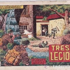Tebeos: 5 NºS EXTRAORDINARIOS HAZAÑAS BELICAS. Lote 176057428