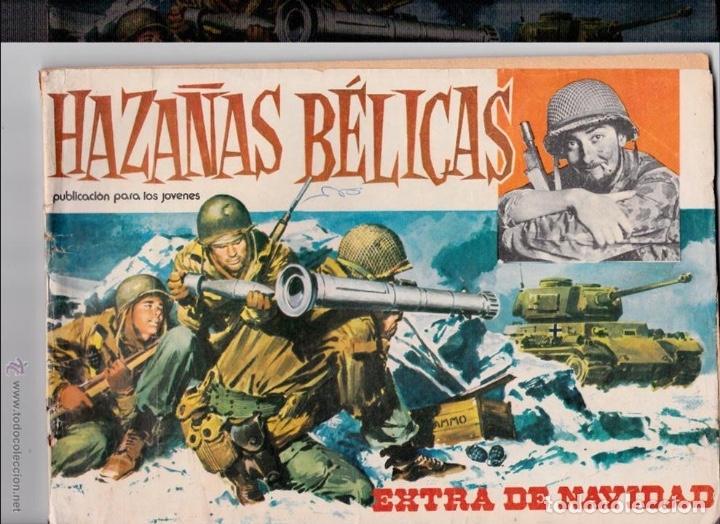 HAZAÑAS BELICAS EXTRA NAVIDAD (Tebeos y Comics - Toray - Hazañas Bélicas)