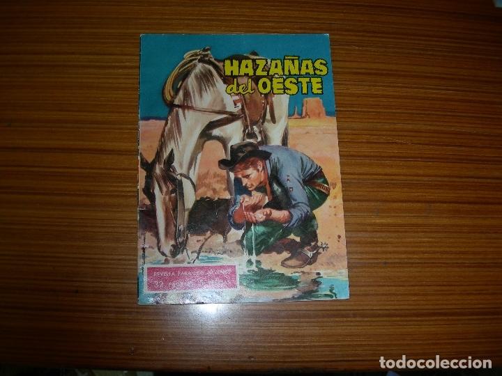 HAZAÑAS DEL OESTE Nº 31 EDITA TORAY (Tebeos y Comics - Toray - Hazañas del Oeste)