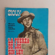 Tebeos: SIOUX. Nº 34. TORAY. E.S.T.. Lote 176205974