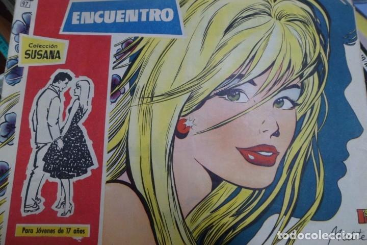 COLECCIÓN SUSANA Nº 97 TORAY REVISTA JUVENIL FEMENINA AÑOS 50 (Tebeos y Comics - Toray - Susana)
