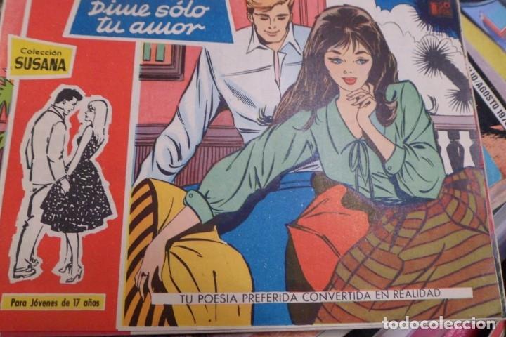 COLECCIÓN SUSANA Nº 111 TORAY REVISTA JUVENIL FEMENINA AÑOS 50 (Tebeos y Comics - Toray - Susana)