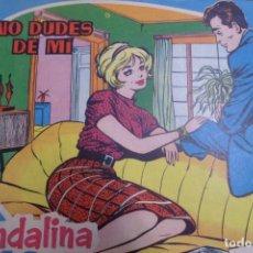 Tebeos: COLECCIÓN GUENDALINA Nº 74 TORAY REVISTA JUVENIL FEMENINA AÑOS 50. Lote 176628983