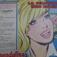 Tebeos: COLECCIÓN GUENDALINA Nº 106 TORAY REVISTA JUVENIL FEMENINA AÑOS 50. Lote 176629143
