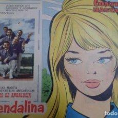 Tebeos: COLECCIÓN GUENDALINA Nº 131 TORAY REVISTA JUVENIL FEMENINA AÑOS 50. Lote 176629768