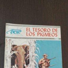 Tebeos: EL TESORO DE LOS PIGMEOS, NUMERO 11. TORAY. . Lote 176755892