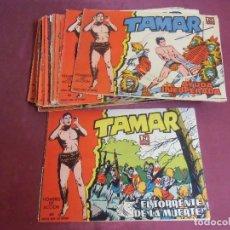 Tebeos: TEBEOS/TAMAR/ED.TORAY.1961/39 NUMEROS DIFERENTES.. Lote 177036204