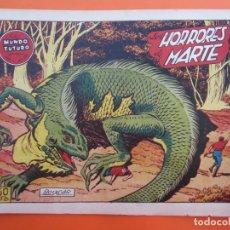 Tebeos: BOIXCAR - LOS HORRORES DE MARTE - EL MUNDO FUTURO Nº 38 - TORAY 1955 - . Lote 177128162