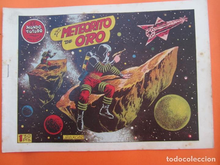EL MUNDO FUTURO EDITORIAL TORAY DIBUJADO POR BOIXCAR Nº 20 , 1955 (Tebeos y Comics - Toray - Mundo Futuro)