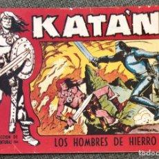 Tebeos: KATÁN NUMERO 1. ORIGINAL EDICIONES TORAY 1960. BUEN ESTADO. Lote 177129880