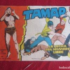 Tebeos: TAMAR Nº 32. ORIGINAL 1961 TORAY. Lote 177203652