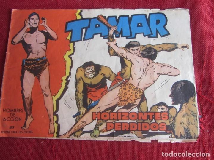 TAMAR Nº 83. ORIGINAL 1961 TORAY (Tebeos y Comics - Toray - Tamar)
