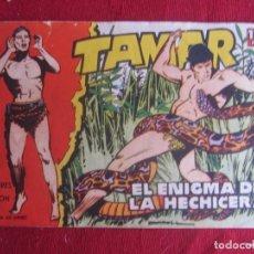 Tebeos: TAMAR Nº 22. ORIGINAL 1961 TORAY. Lote 177204562