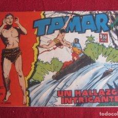Tebeos: TAMAR Nº 21 ORIGINAL 1961 TORAY. Lote 177204912