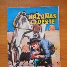 Tebeos: HAZAÑAS DEL OESTE Nº 31 - TORAY (K2). Lote 177274773