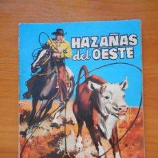 BDs: HAZAÑAS DEL OESTE Nº 29 - TORAY (GX). Lote 177274992