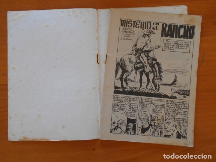 Tebeos: HAZAÑAS DEL OESTE Nº 3 - TORAY (GX) - Foto 2 - 177290505