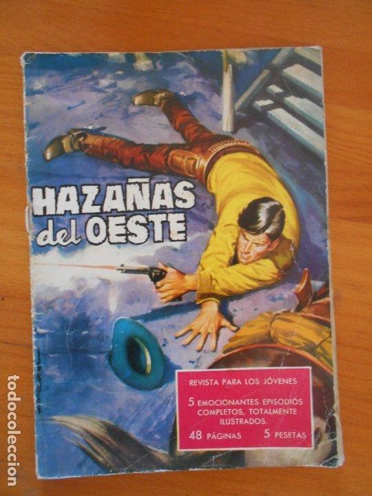 HAZAÑAS DEL OESTE Nº 3 - TORAY (GX) (Tebeos y Comics - Toray - Hazañas del Oeste)