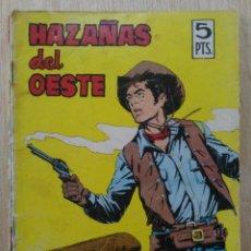 Tebeos: HAZAÑAS DEL OESTE - Nº 100 - ED. TORAY. Lote 177638062