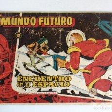 Tebeos: EL MUNDO FUTURO Nº 96: ENCUENTRO EN EL ESPACIO - DIBUJOS BOIXCAR (ED. TORAY 1955). Lote 177725987